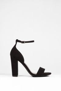 Morris Ankle Heel